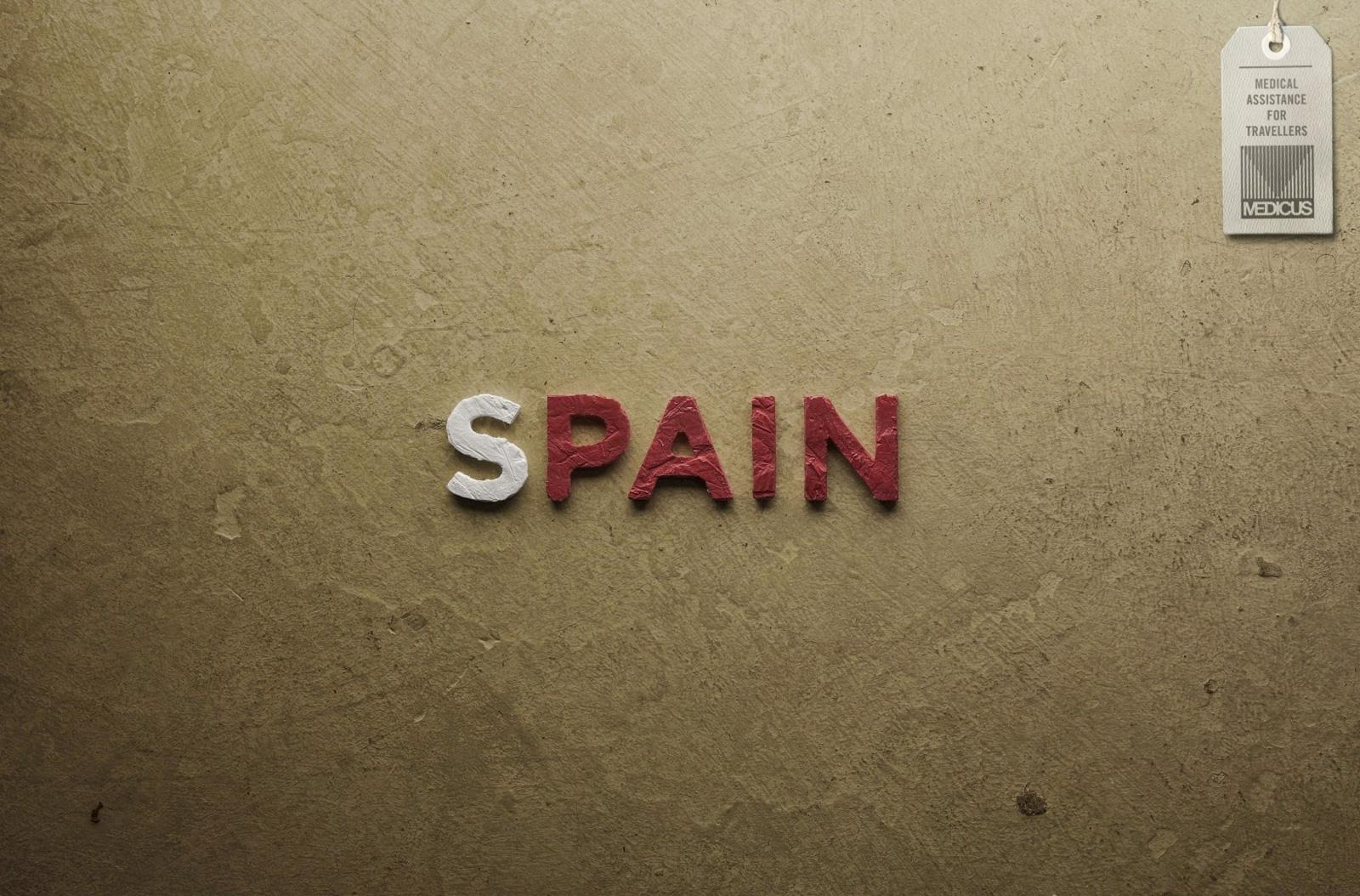 Medicus Print Ad -  Spain