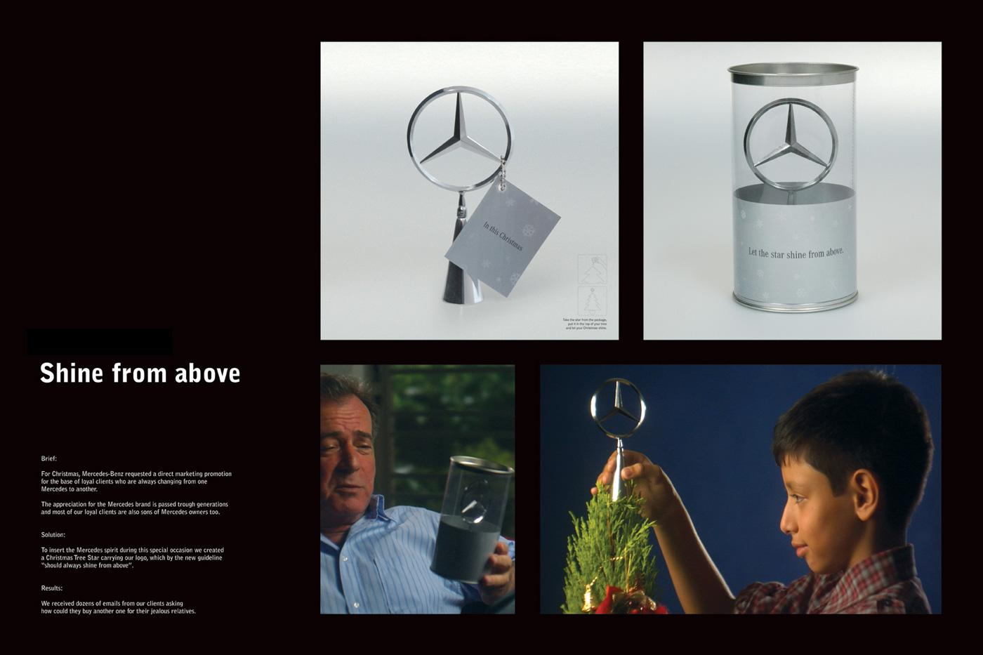 Mercedes Direct Ad -  Star