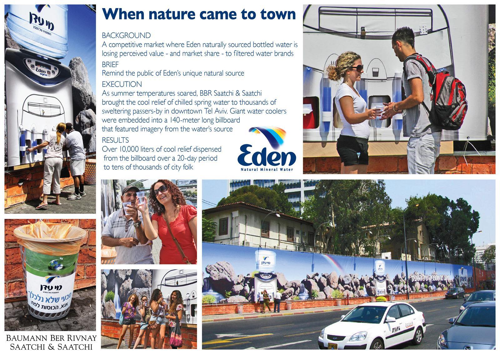 Eden Outdoor Ad -