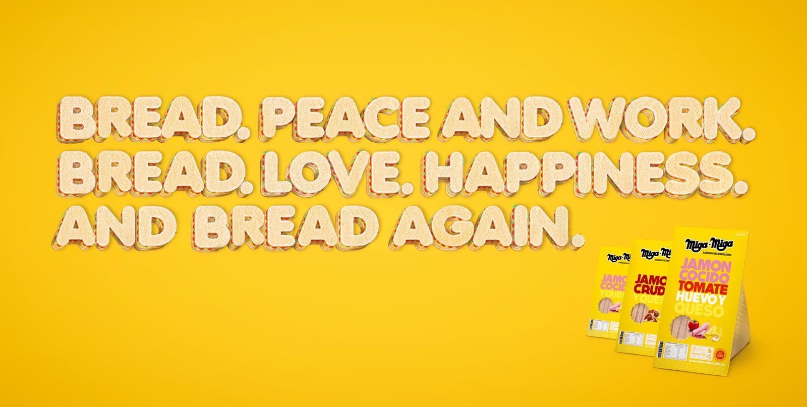 Miga Miga Outdoor Ad -  New Year Greetings