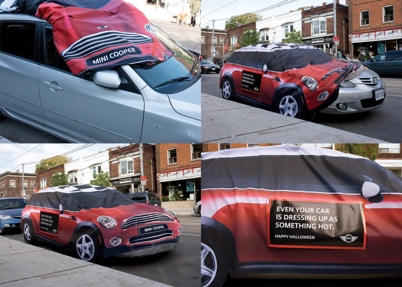 Mini Ambient Ad -  Dress-up for Halloween