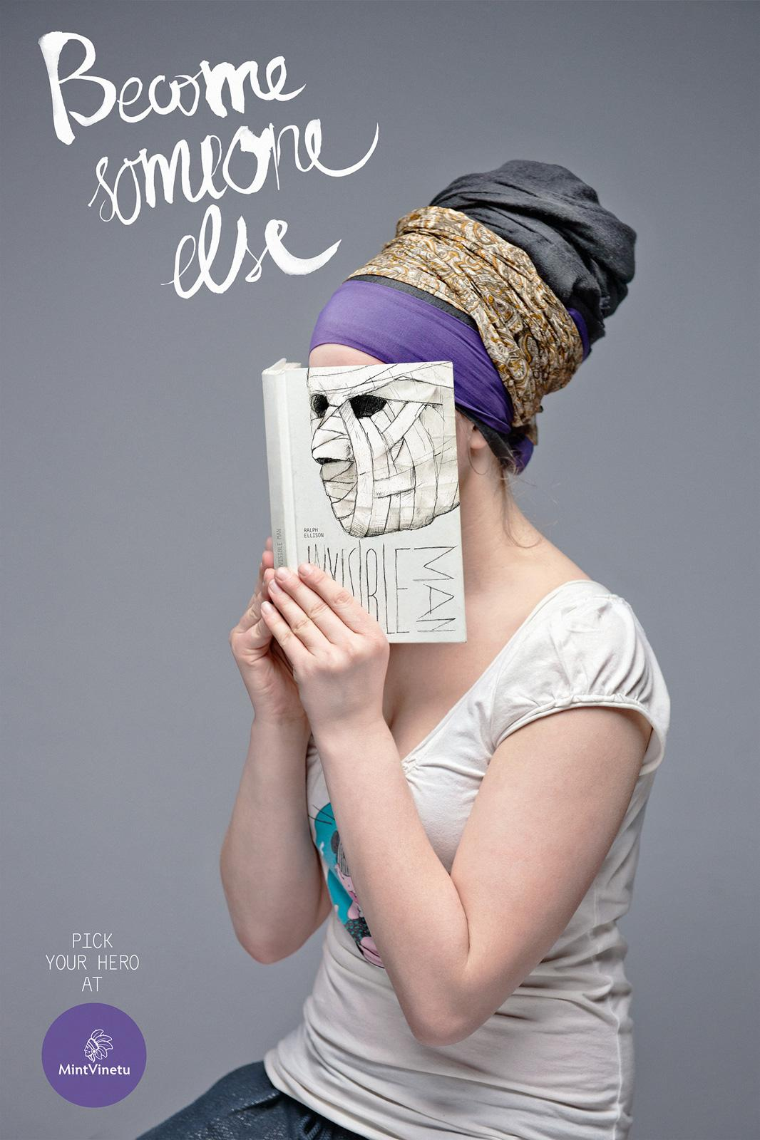 Mint Vinetu Print Ad -  Become Someone Else, 3