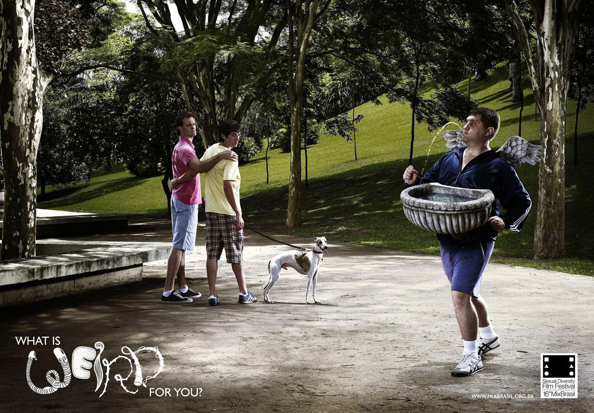 Mix Brasil Print Ad -  Green park
