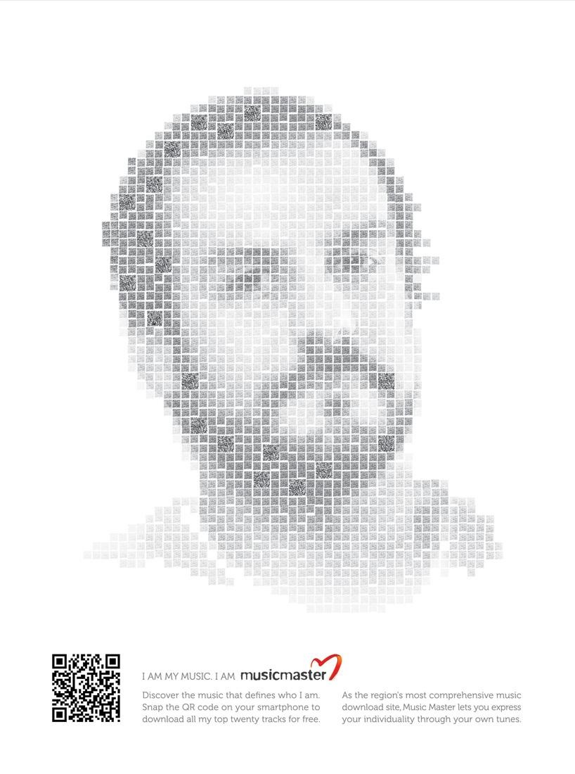 MusicMaster Print Ad -  Mike