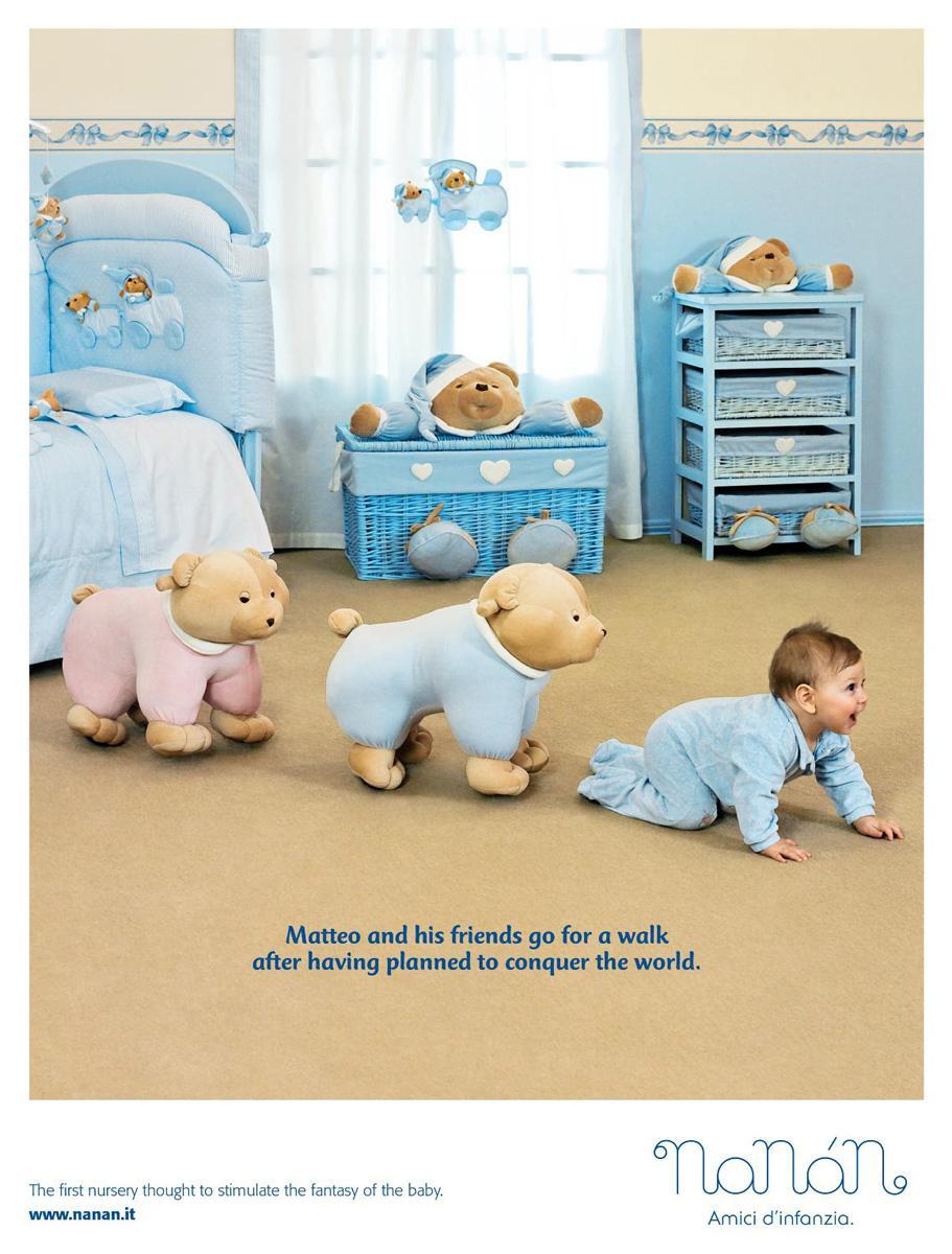Nanan Print Ad -  Plan