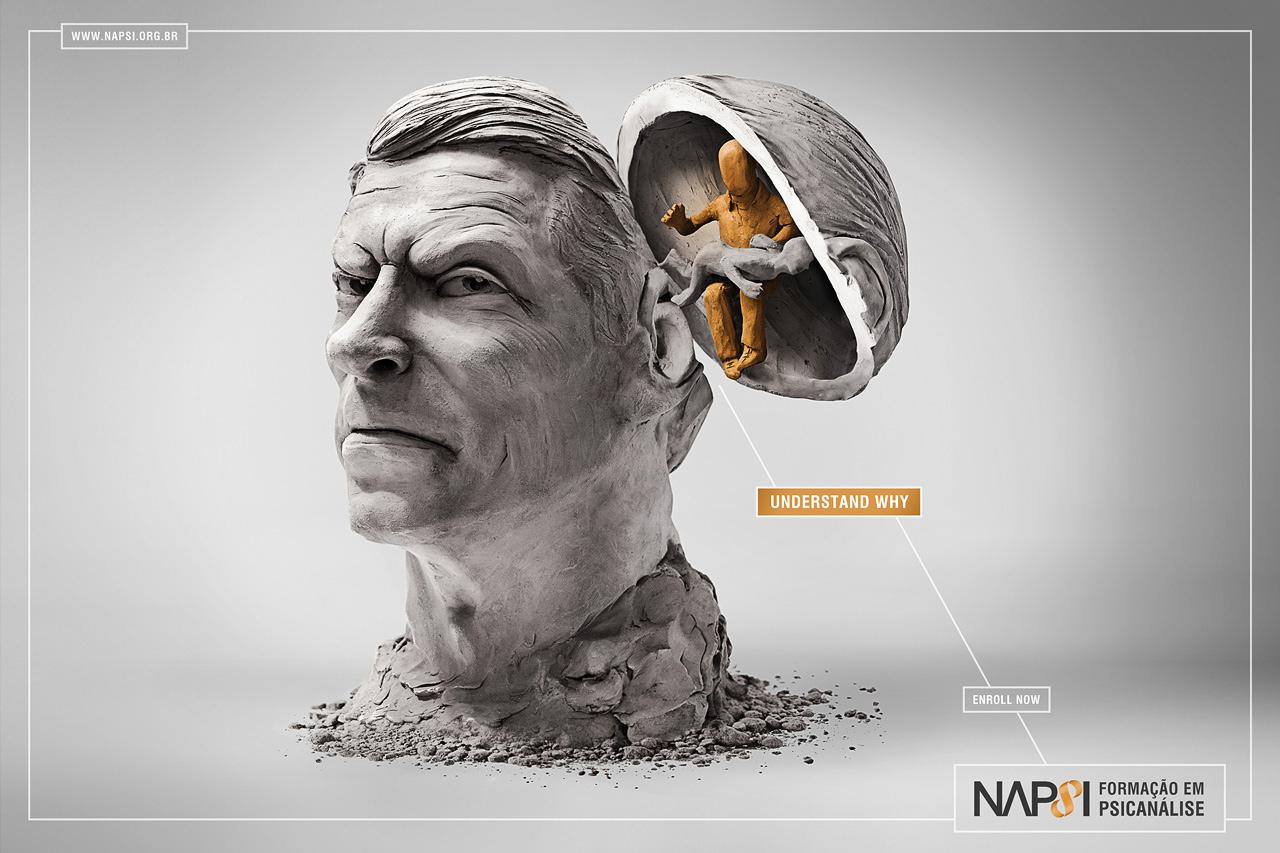 Napsi Print Ad -  Father