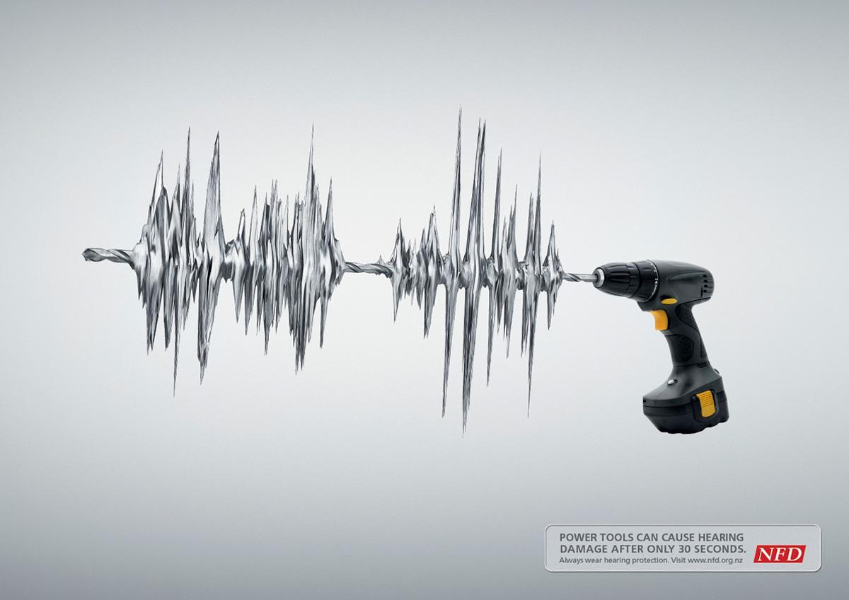 NFD Print Ad -  Drill