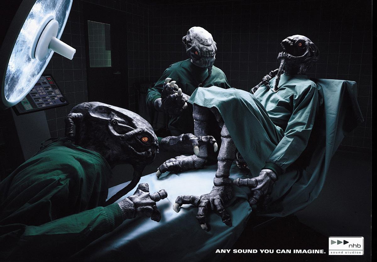 Alien birth
