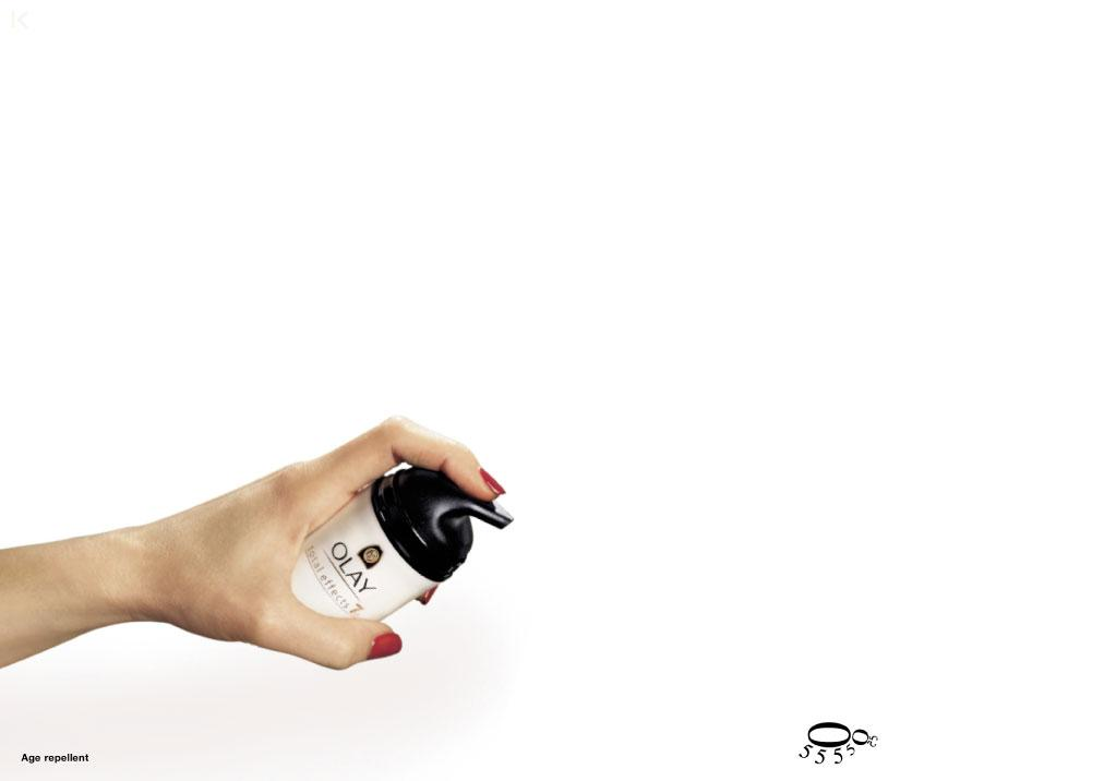 Age repellent, 2