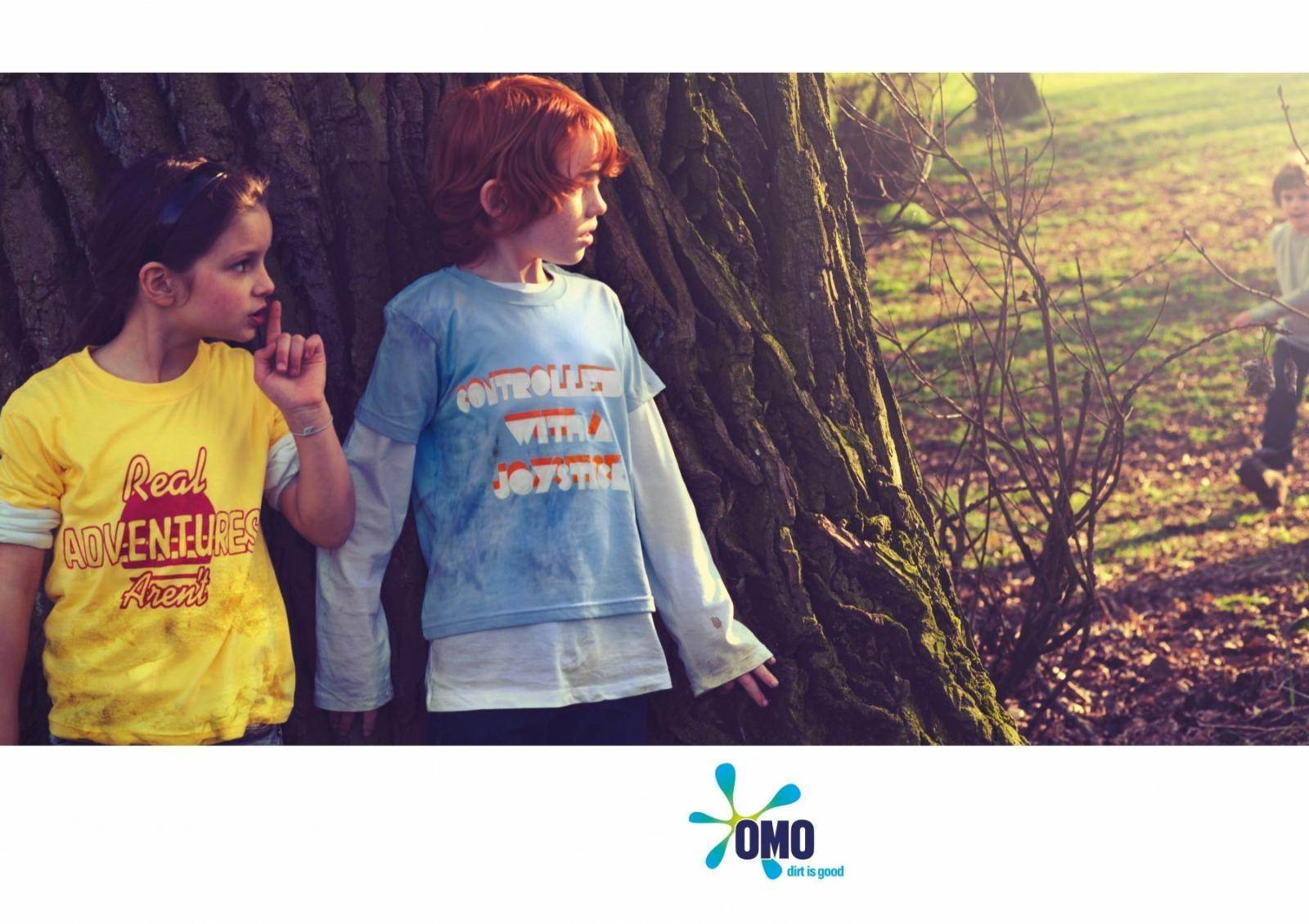 OMO Print Ad -  Adventures