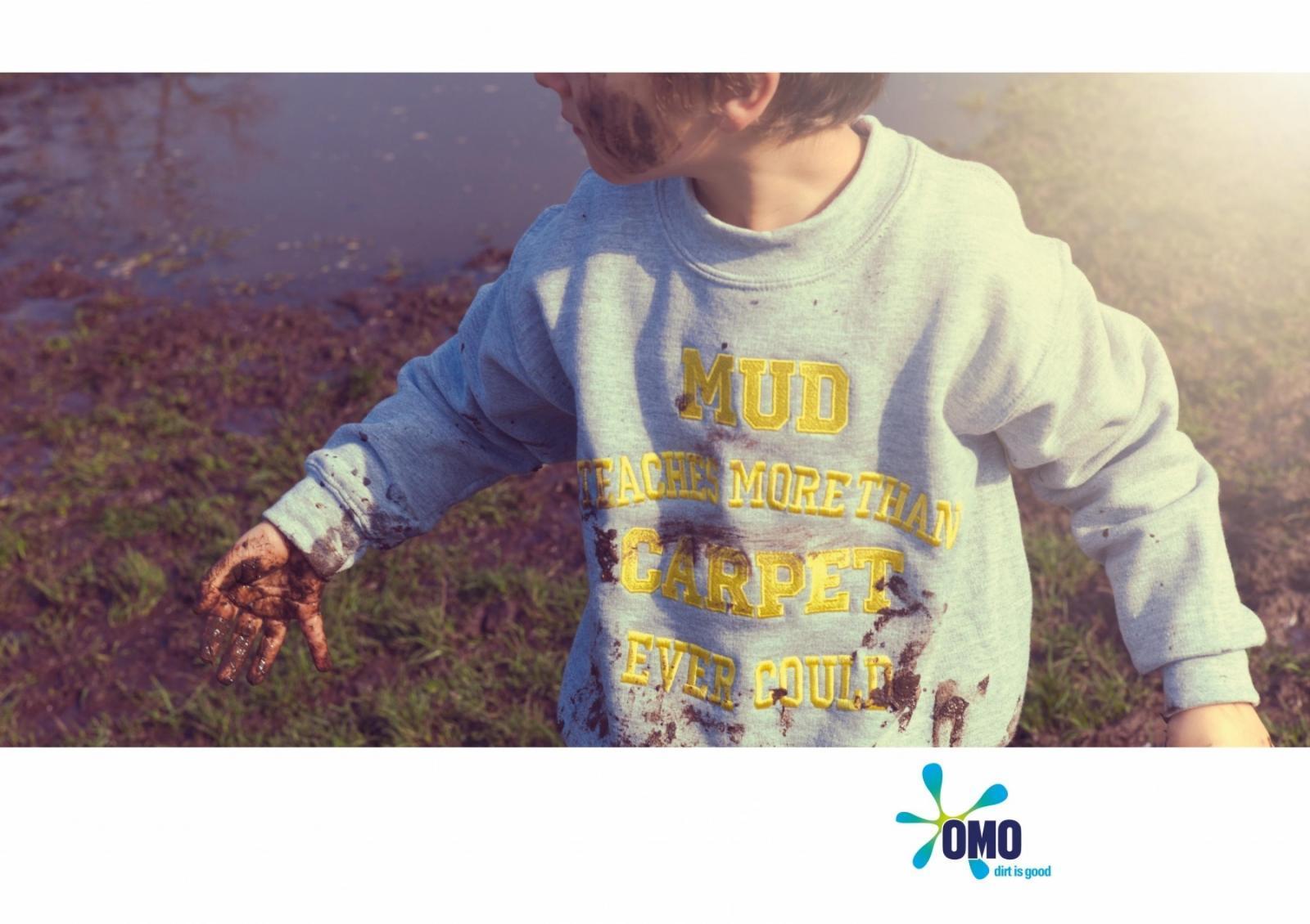 OMO Print Ad -  Mud