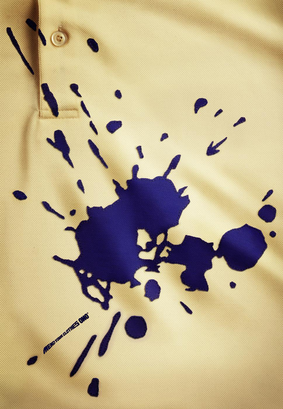 OMO Print Ad -  T-shirt