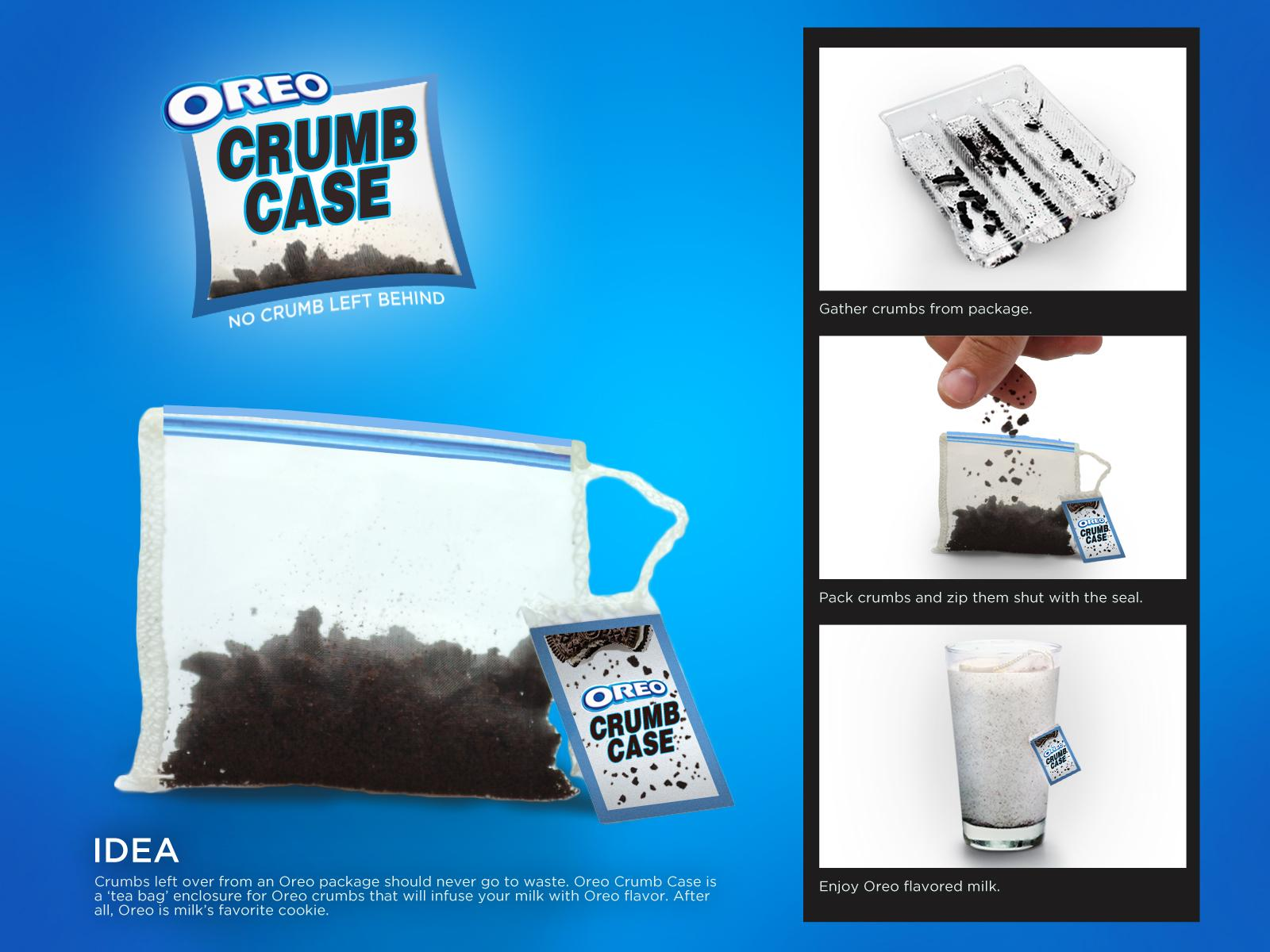 Oreo Direct Ad -  Crumb Case
