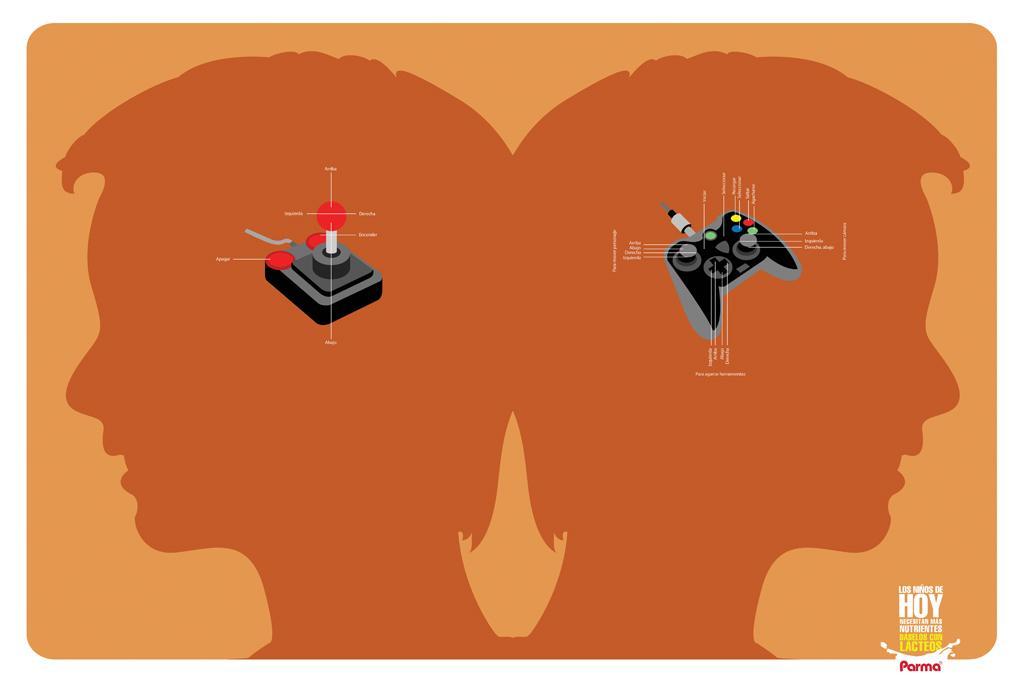Parma Print Ad -  Joystick