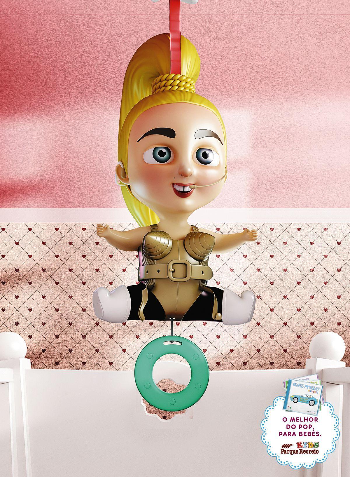 Parque Recreio Kids Print Ad -  Pop Toys, 2