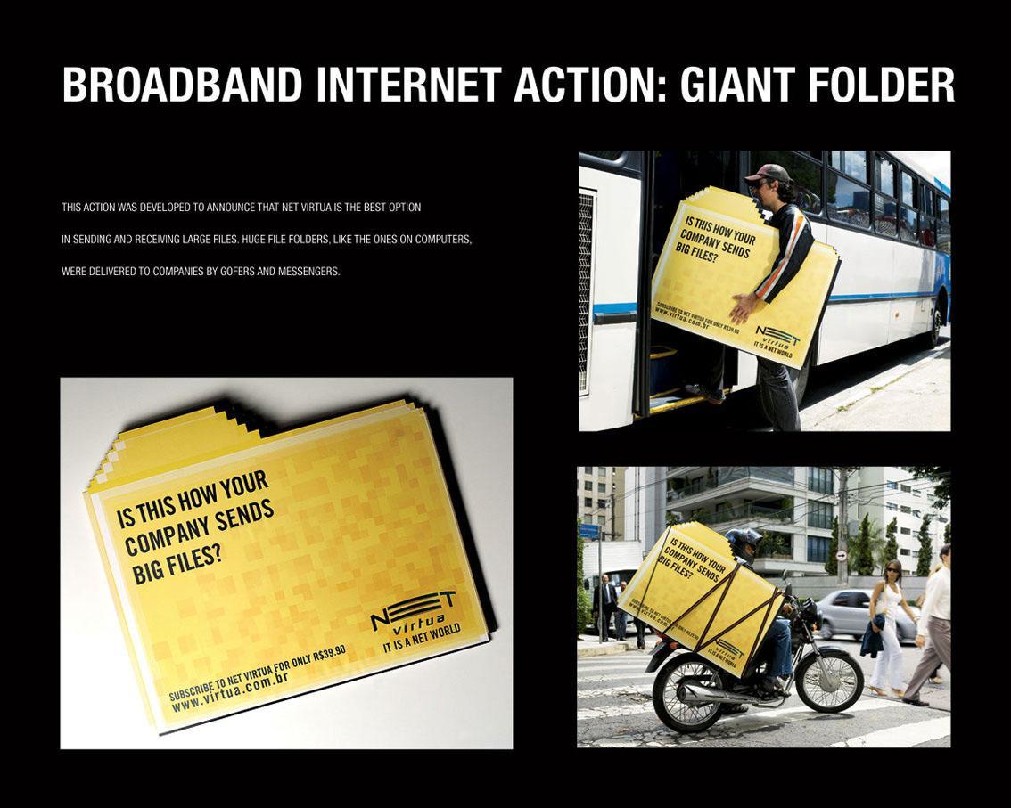 Giant Folder