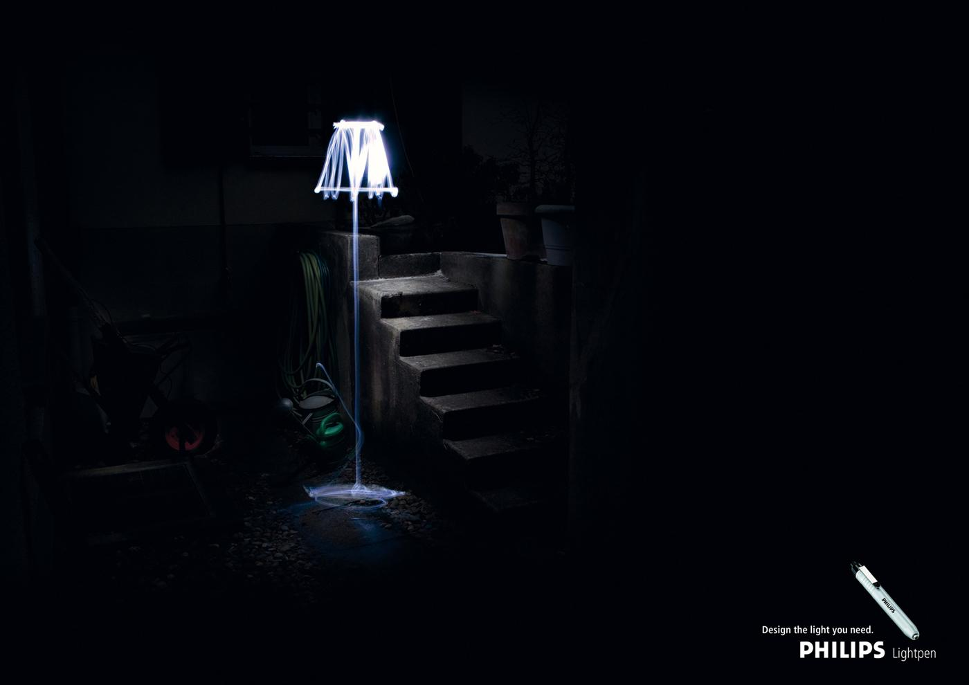 Philips Print Ad -  Design the light you need, 3