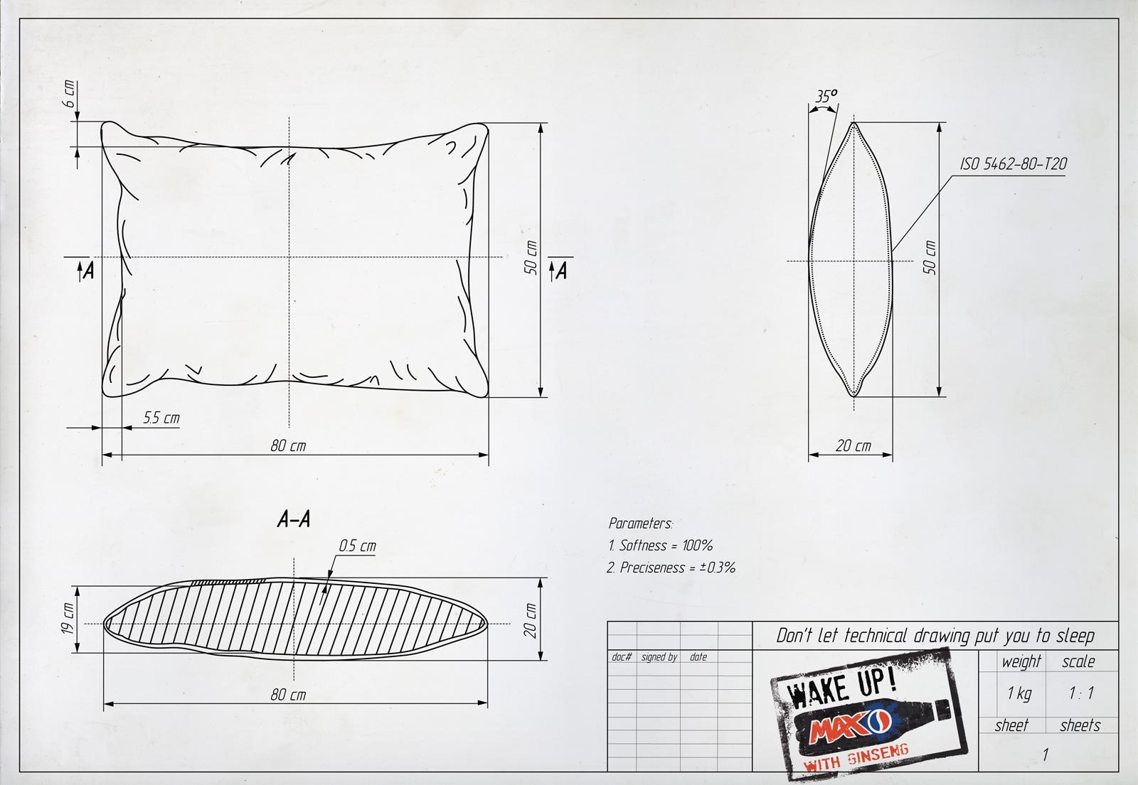 Pepsi Print Ad -  Pillow
