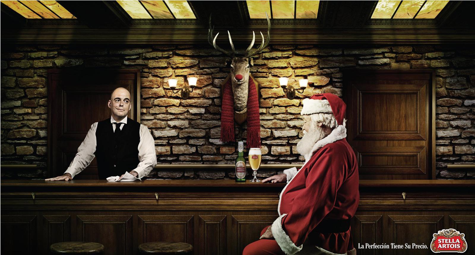 Stella Artois Print Ad -  Rudolf
