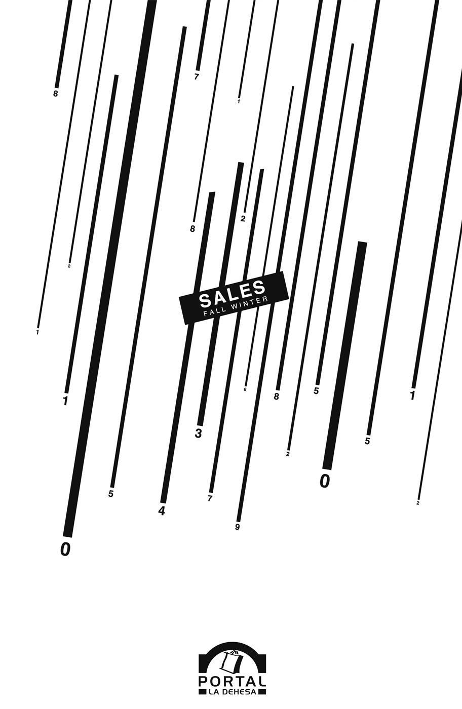 Portal La Dehesa Print Ad -  Barcode