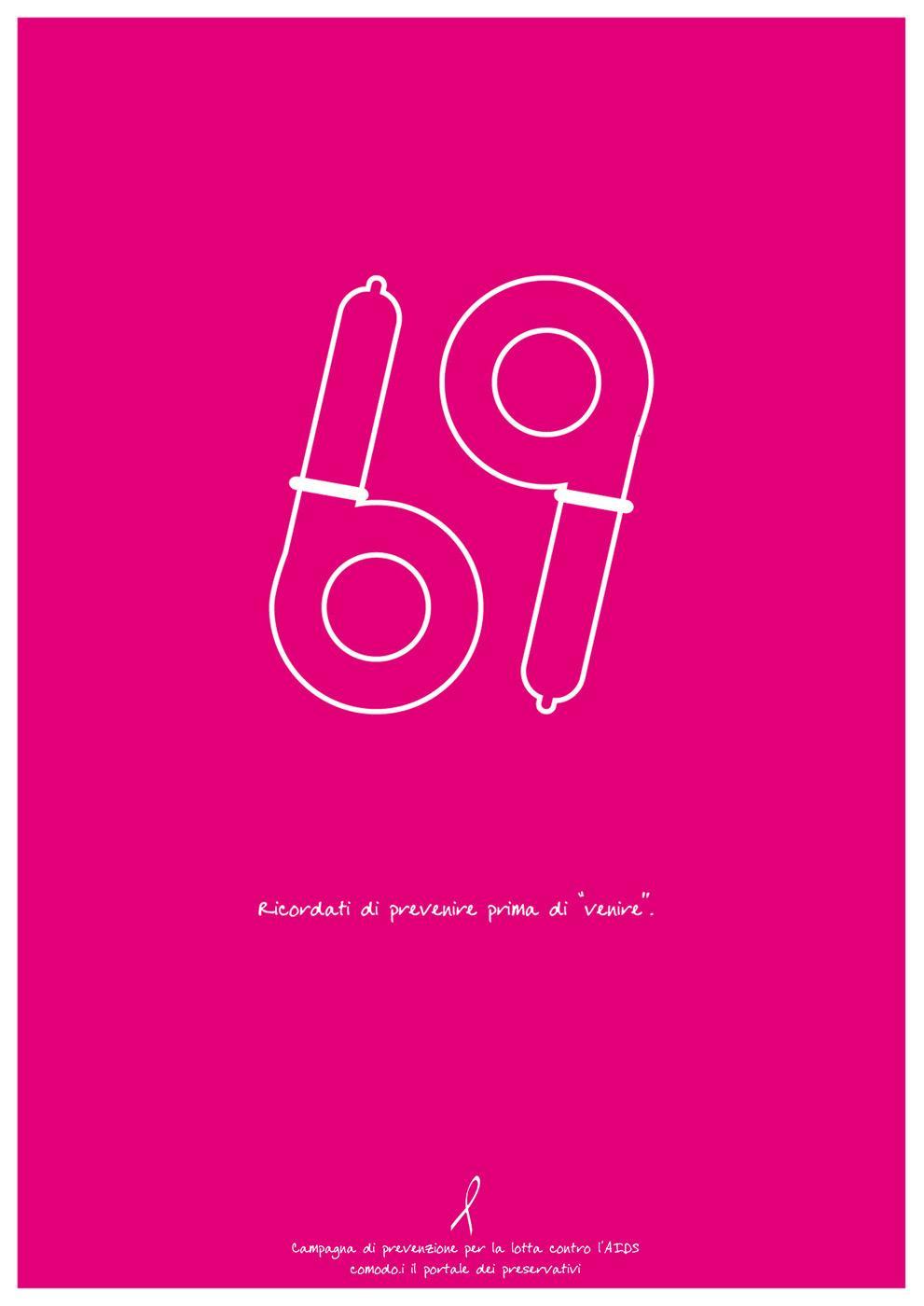 Comodo.it Print Ad -  Sex position 2
