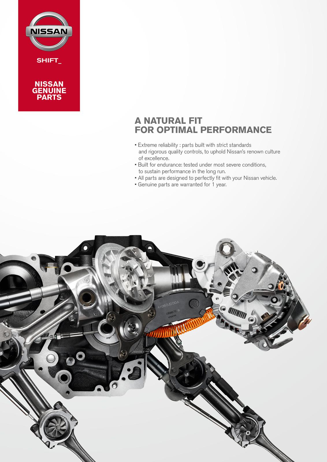 Nissan Outdoor Ad -  Natural Fit, 3