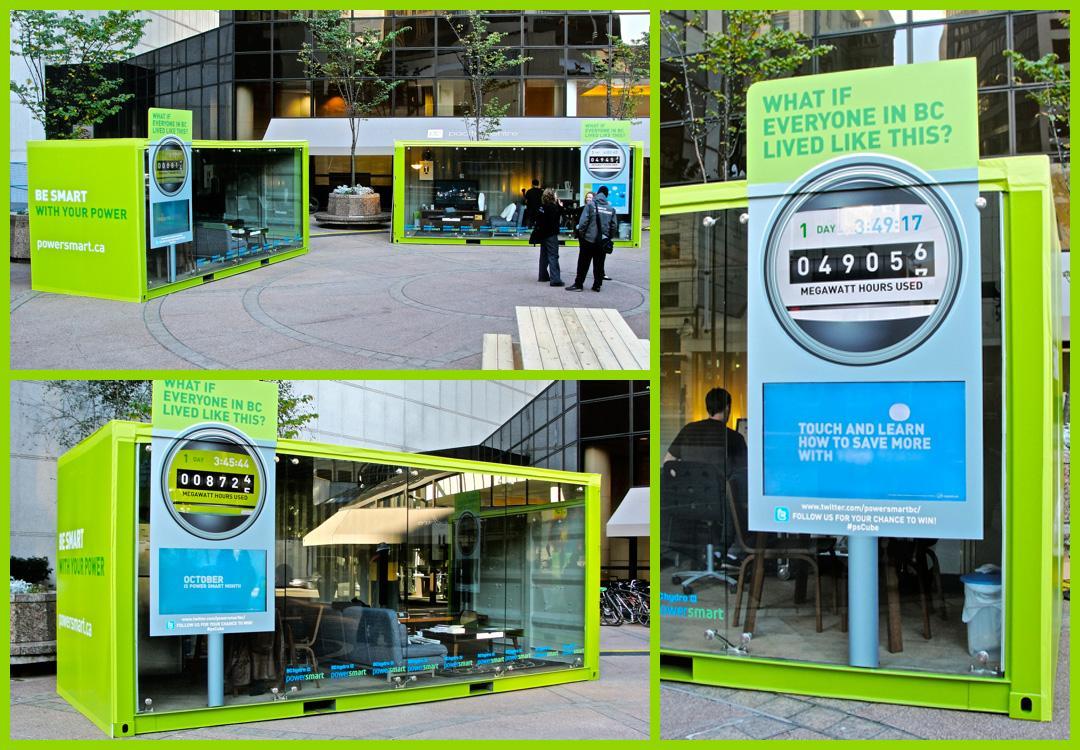 BC Hydro Ambient Ad -  Smart Condo Crates