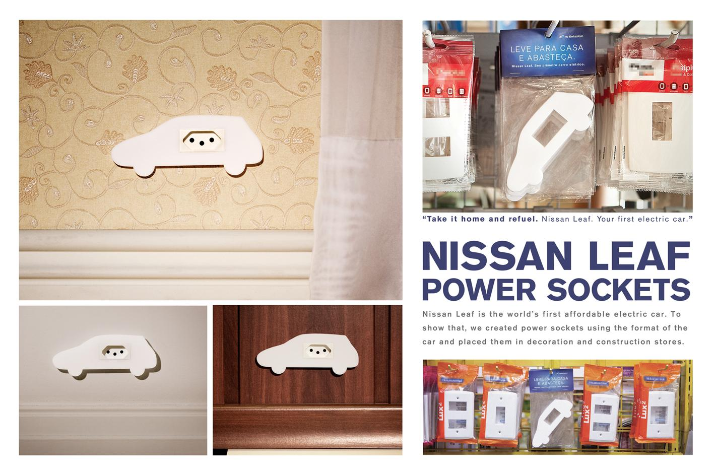 Nissan Direct Ad -  Power Socket