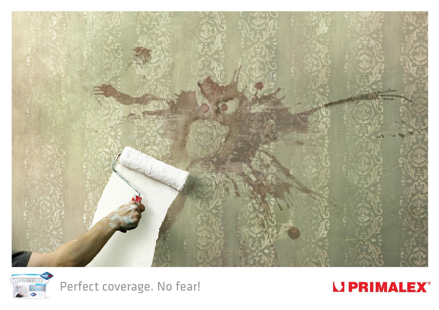 Primalex Print Ad -  Monster, 2
