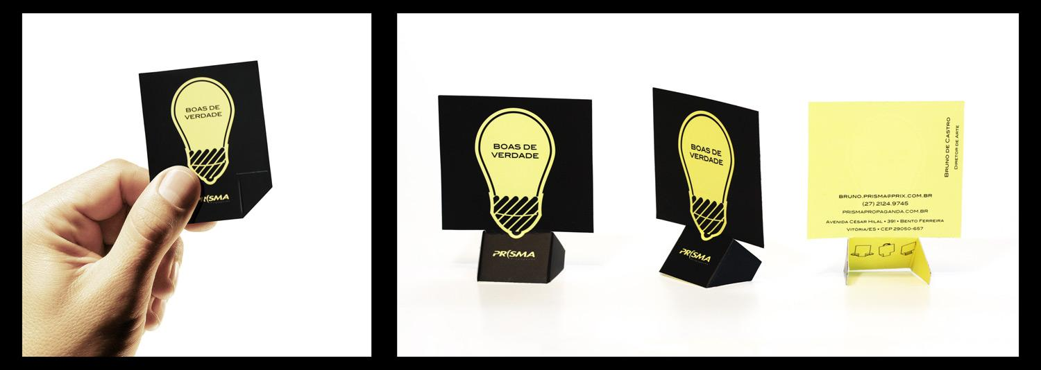 Prisma Direct Ad -  Business cards