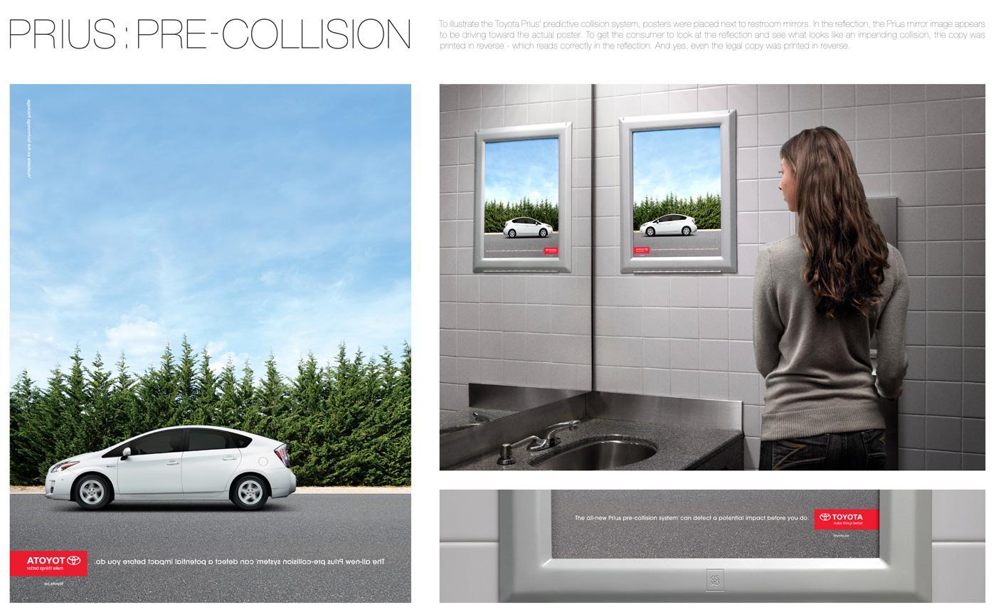 Toyota Outdoor Ad -  Pre-collision