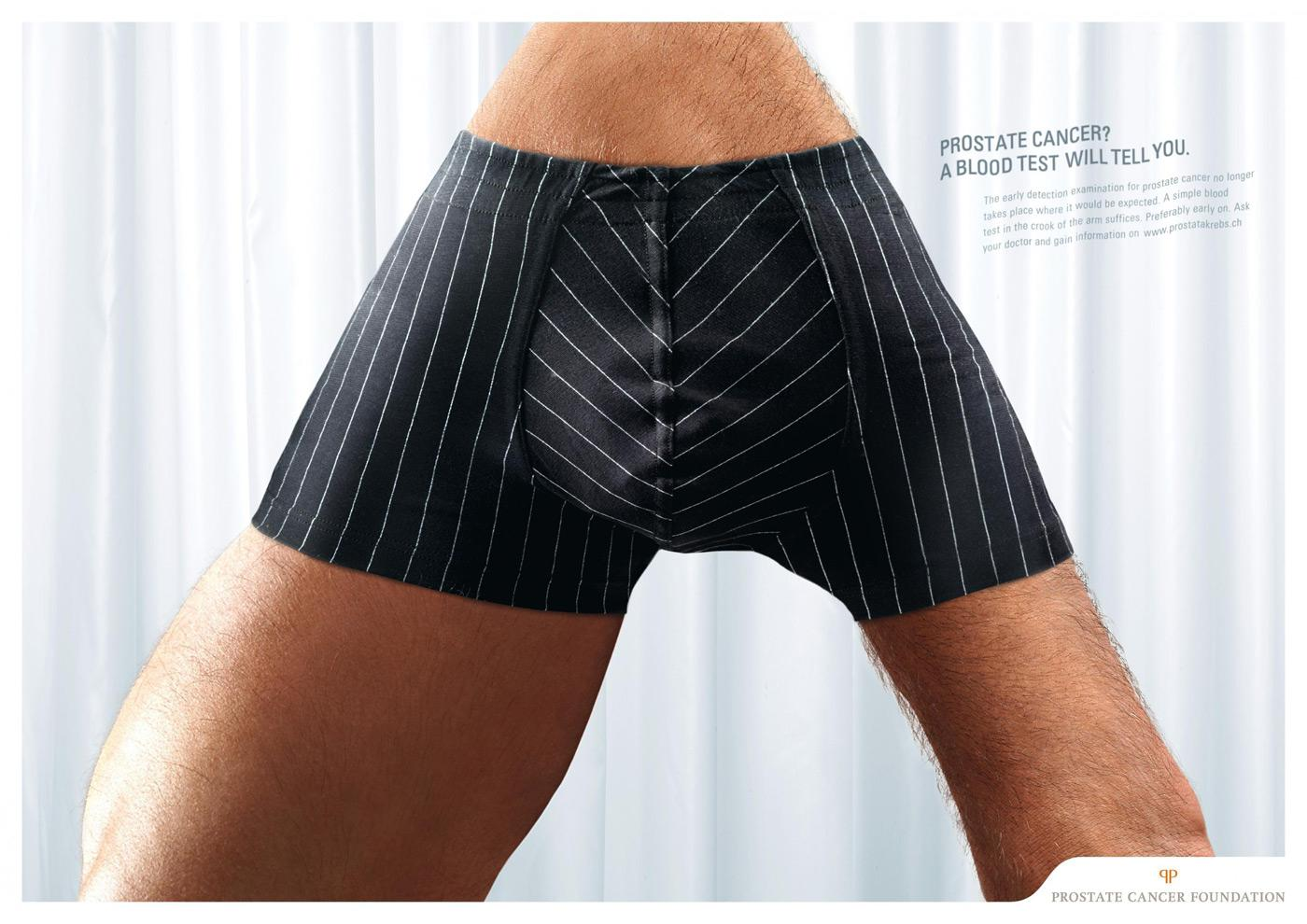 Prostate Cancer Foundation Print Ad -  Boxer