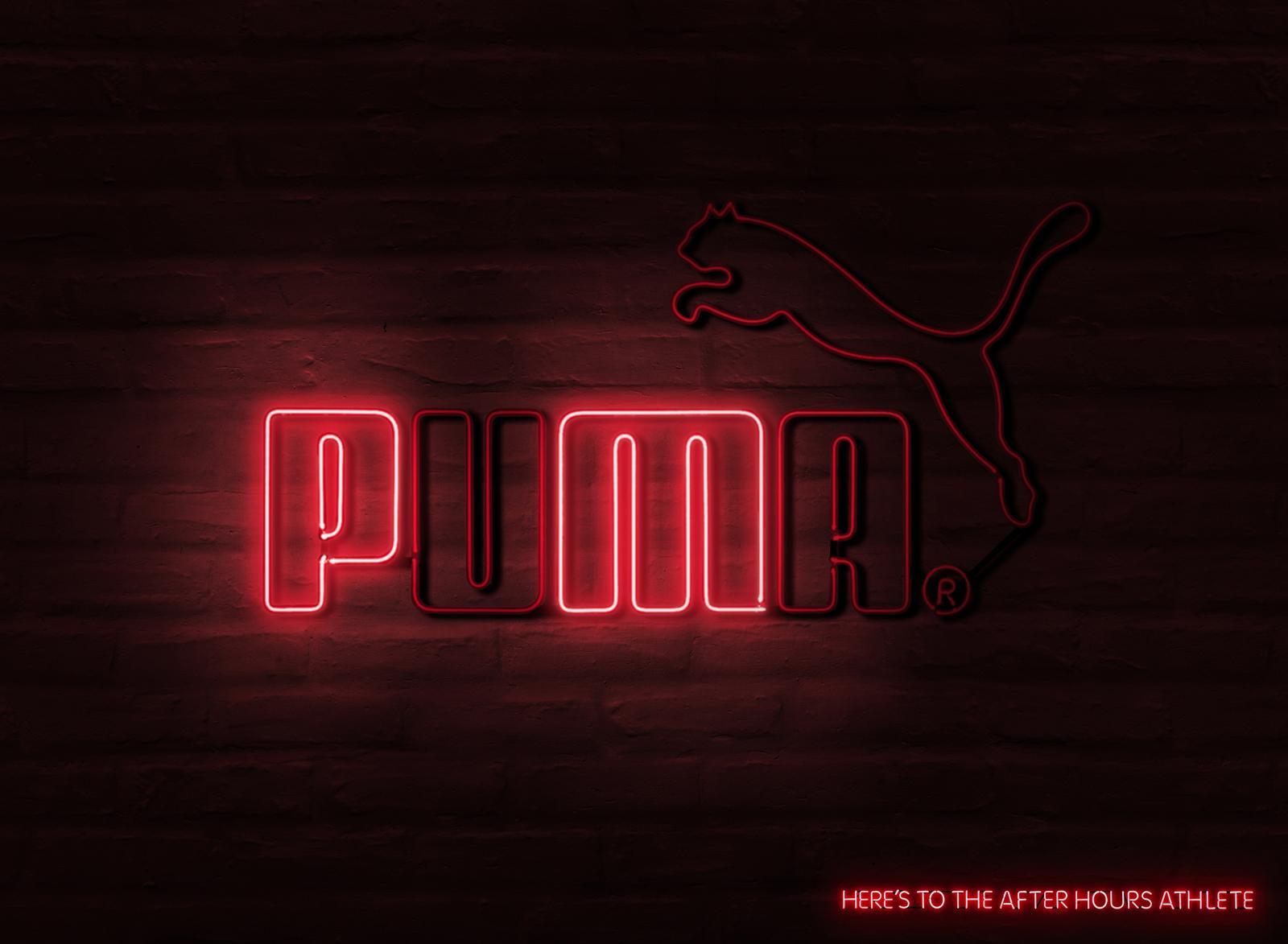Puma Print Ad -  P.M.