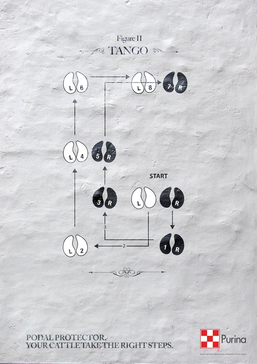 Purina Print Ad -  Tango