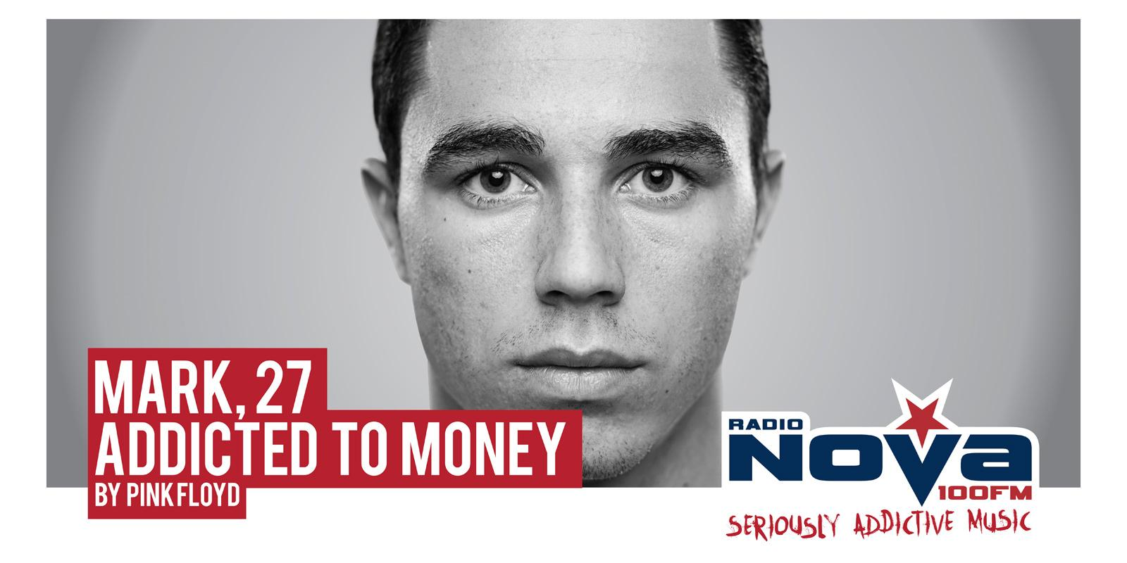 Radio Nova Outdoor Ad -  Money