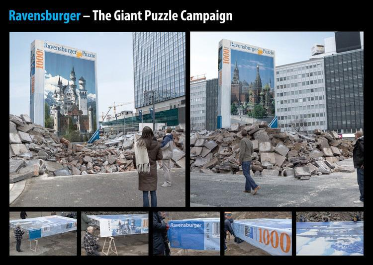 Ravensburger Ambient Ad -  Construction, 2