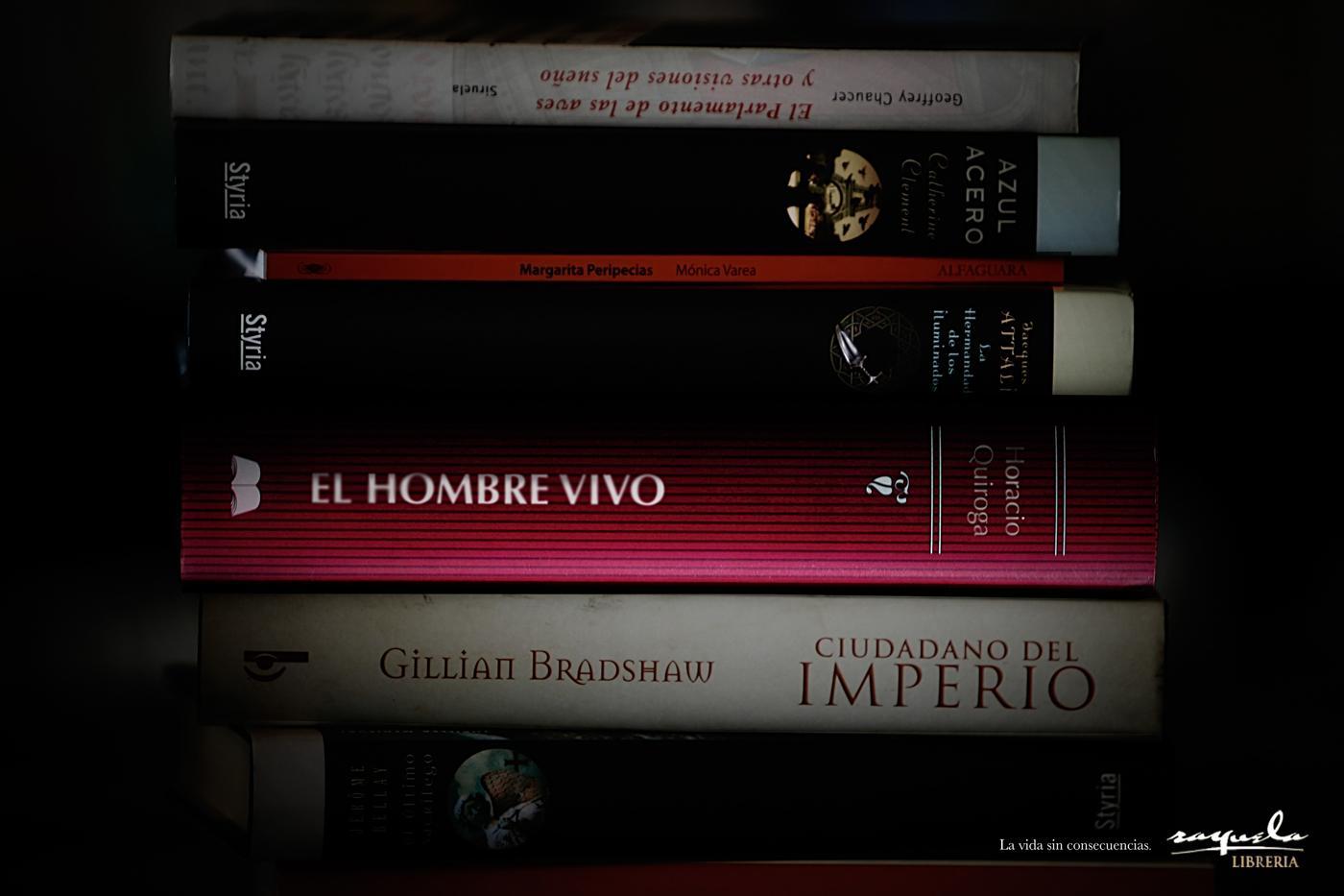 Rayuela Print Ad -  Horacio Quiroga