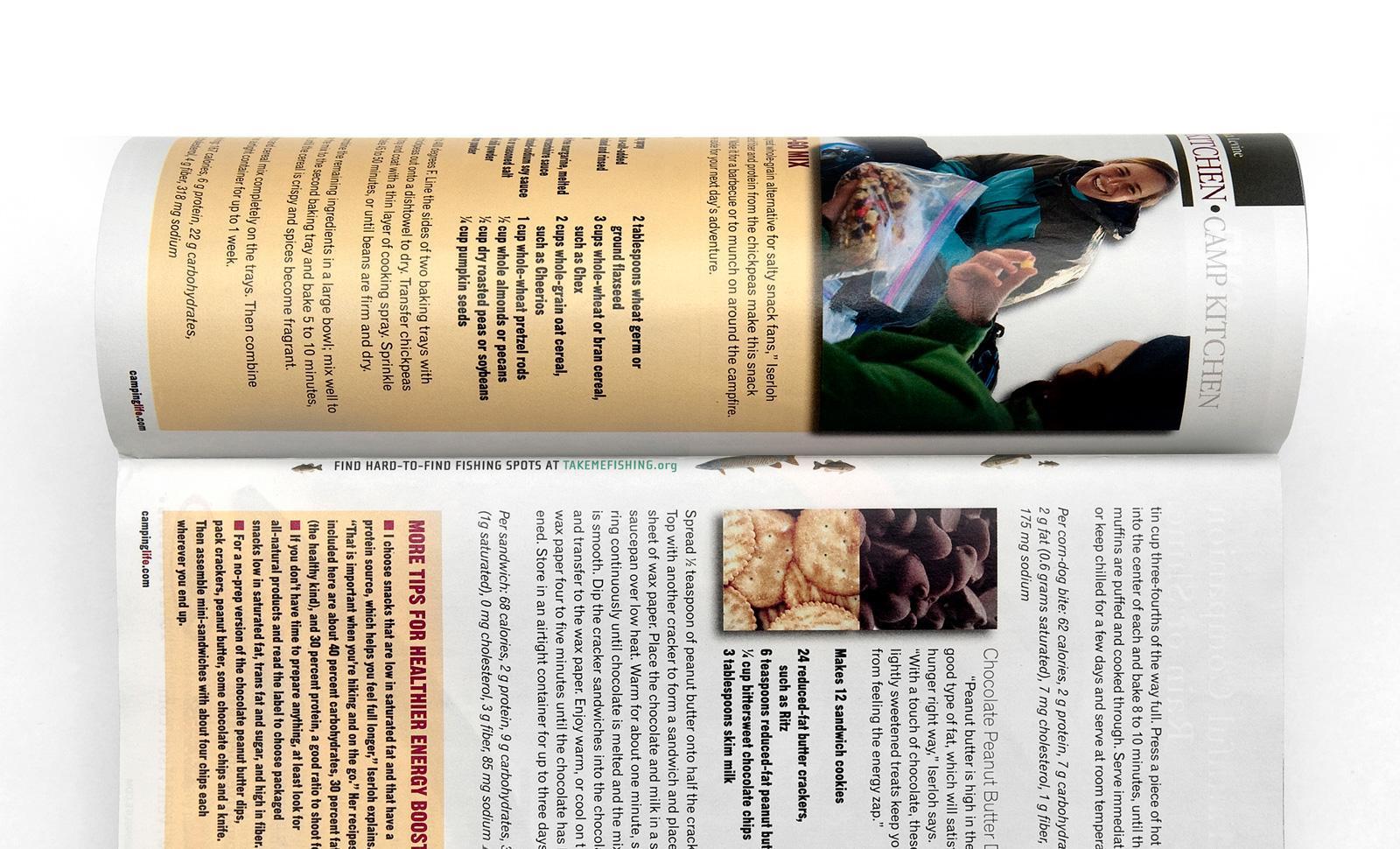 RBFF Print Ad -  Fish Gutter