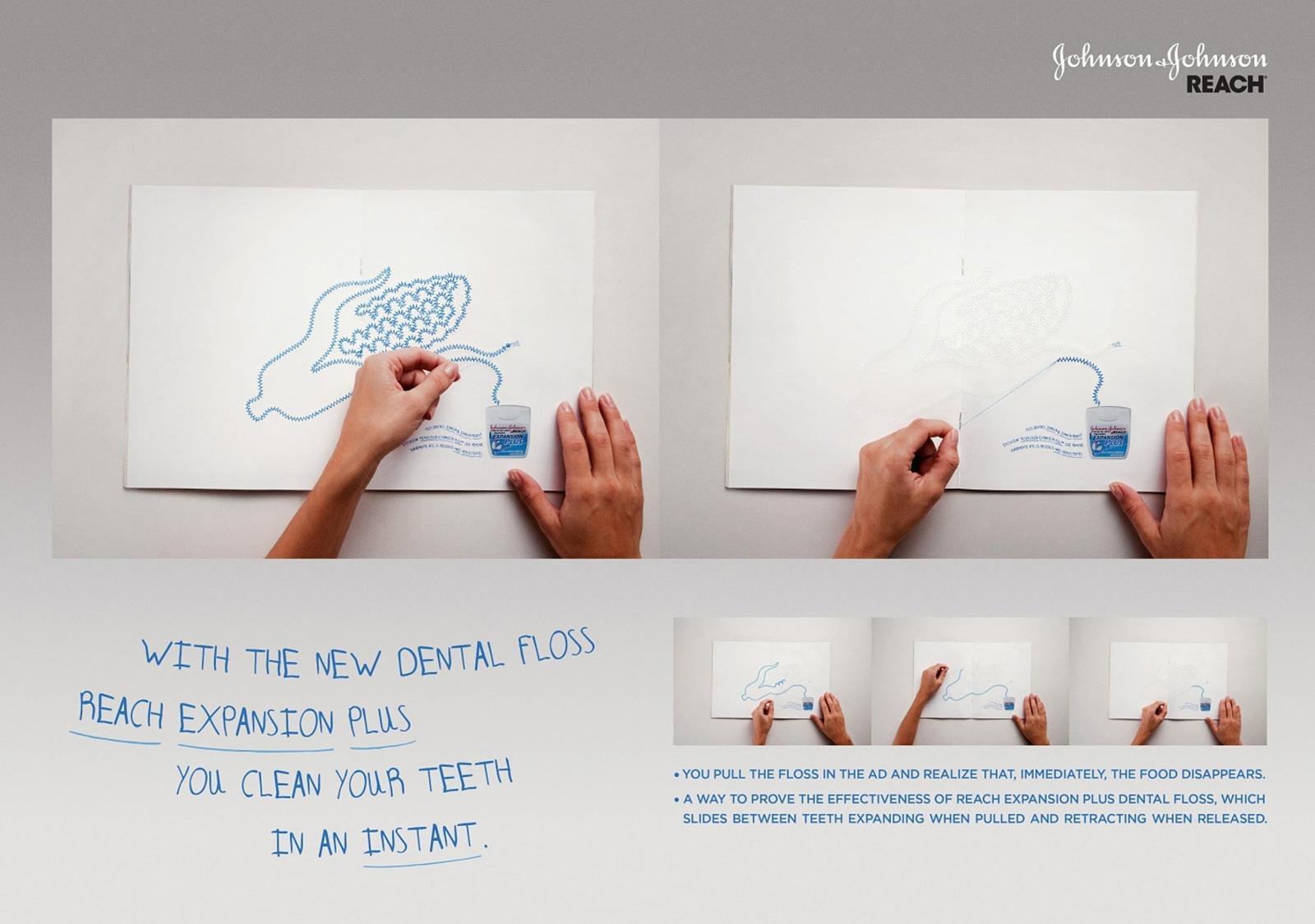 Reach Print Ad -  Corn