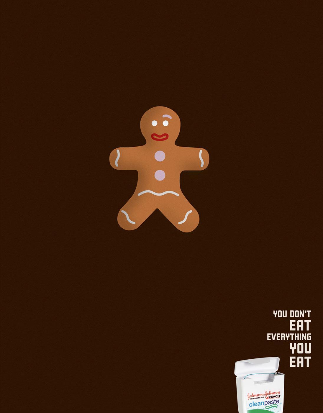 Reach Print Ad -  Cookie