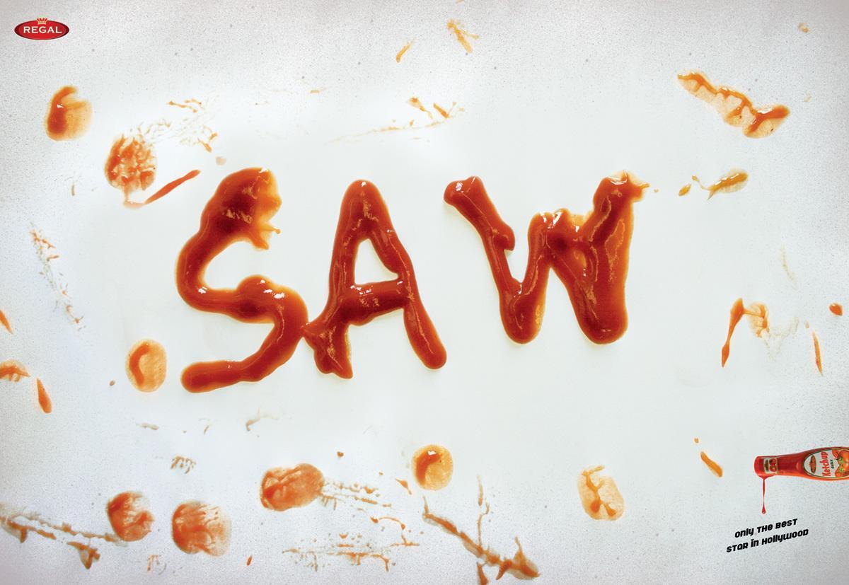 Regal:  Saw