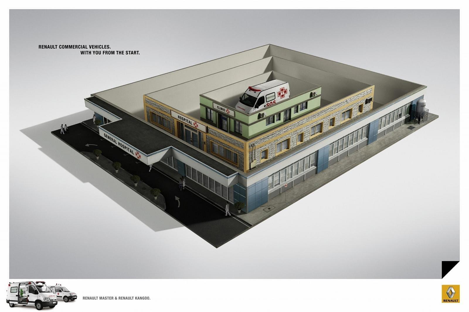Renault Print Ad -  Boxes, 3