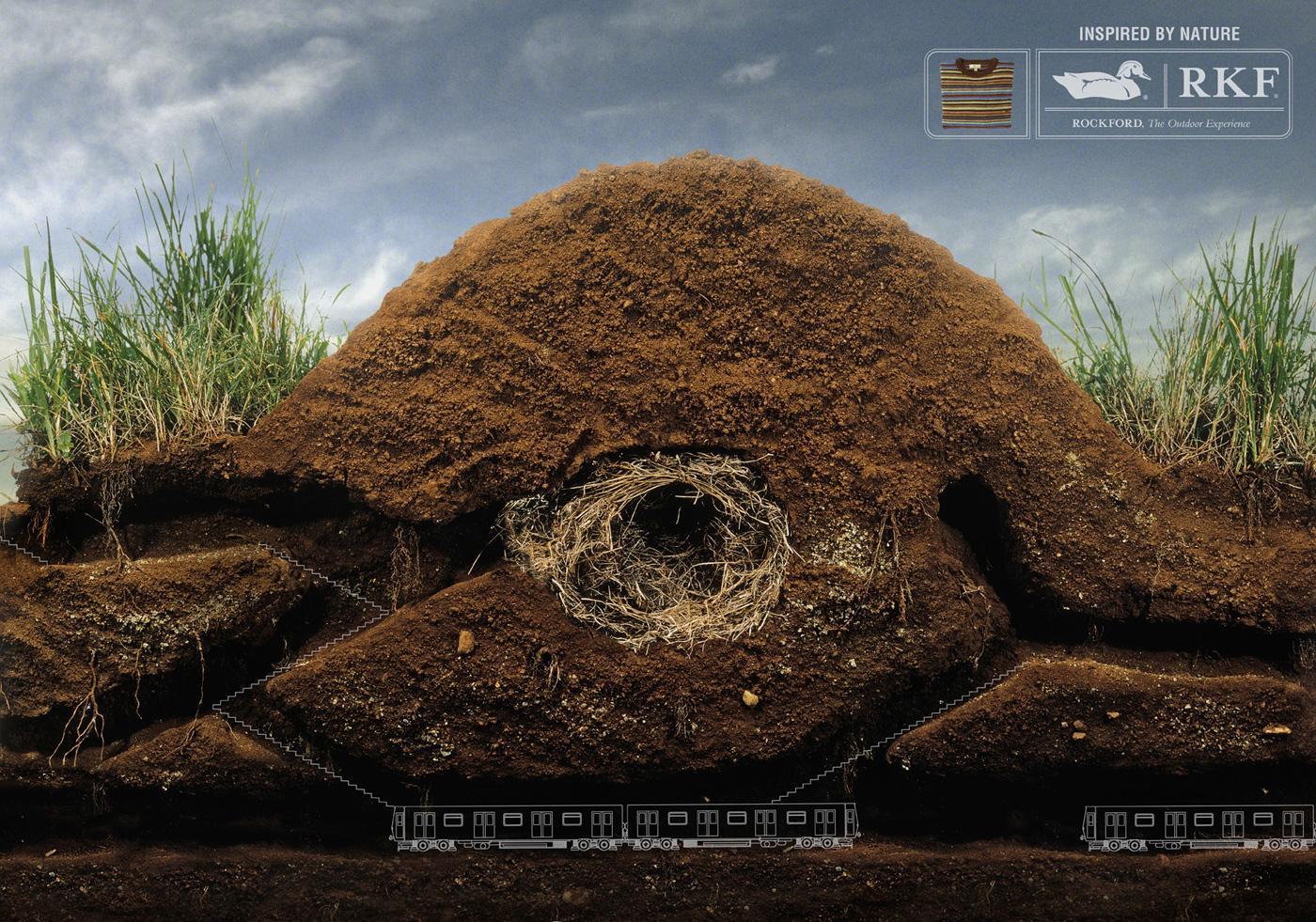 Rockford Print Ad -  Subway