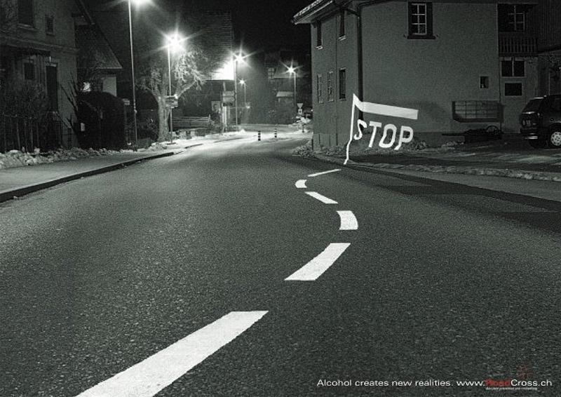 Road Cross Print Ad - Road Cross Realities