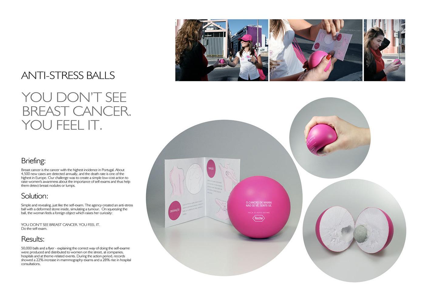 Roche Direct Ad -  Balls