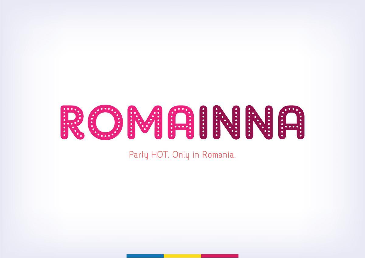 Romania Print Ad -  Romainna