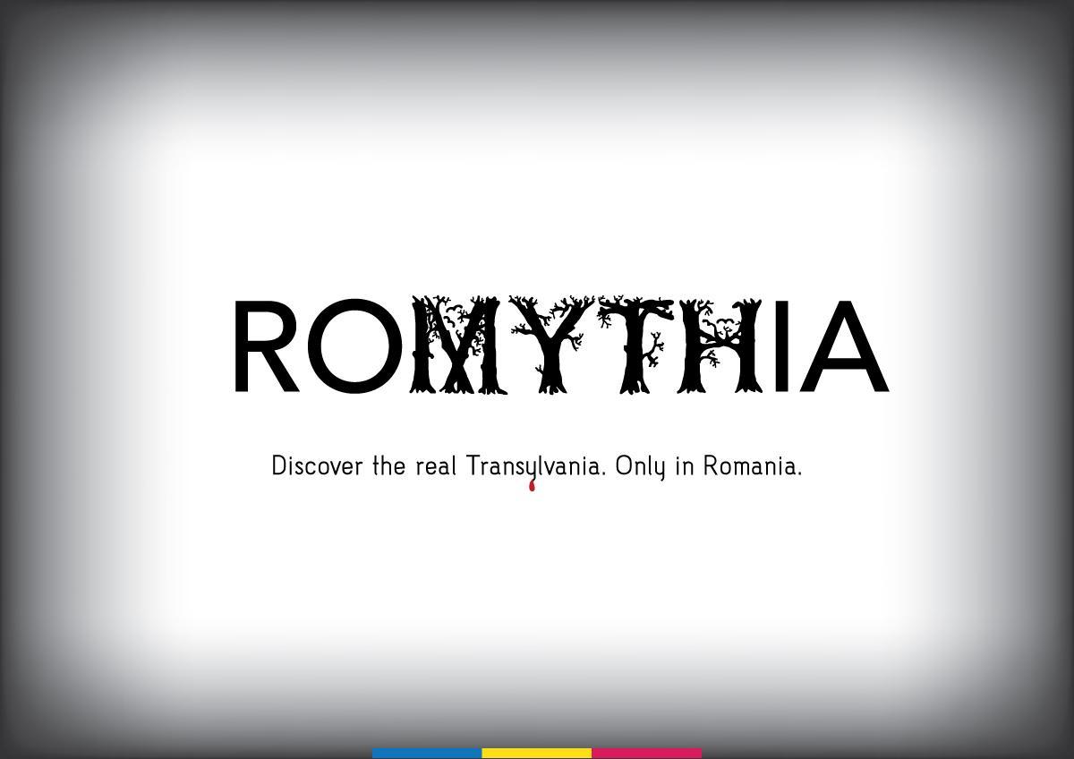 Romania Print Ad -  Romythia
