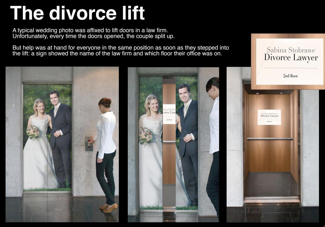 Divorce lift