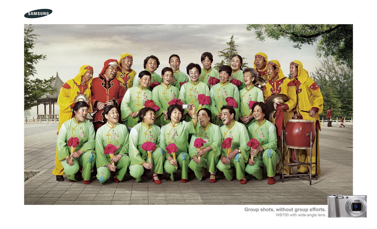 Samsung Print Ad -  Youngko