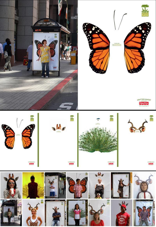 San Francisco Zoo Ambient Ad -  Animals